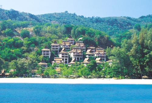 Фото отеля Thavorn Beach Village & Spa 5* (Таворн Бич Виладж энд Спа 5*)