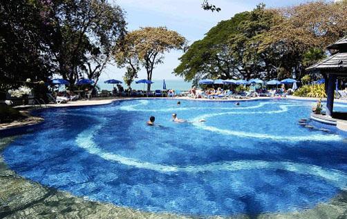кози бич паттайя на карте паттайи Отель Cosy Beach 3* на карте, расположение отеля