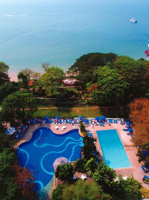 карте ... на Beach Отель Паттайи 3* города (Таиланд Cosy