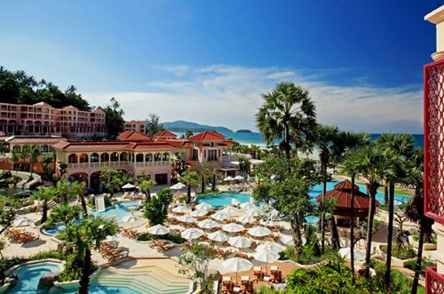 Фото отеля Centara Grand Beach Resort Phuket 5* (Центара Гранд Бич Резорт Пхукет 5*)