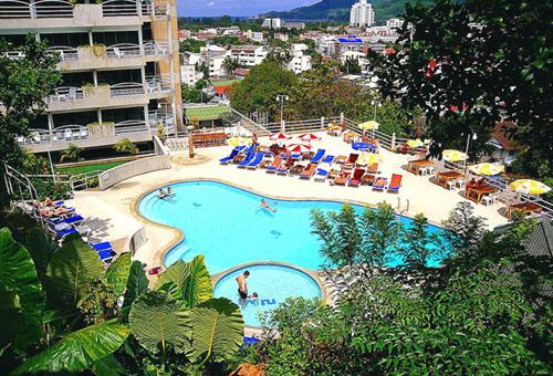 Фото отеля Royal Crown Hotel & Palm Spa Resort 3* (Роял Кроун Отель энд Палм Спа Резорт 3*)