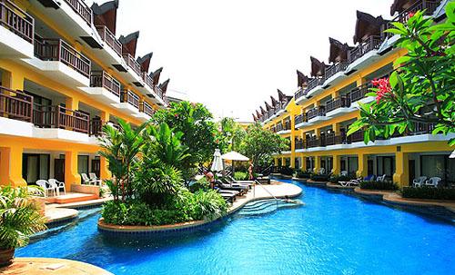Фото отеля Woraburi Phuket Resort & Spa 4* (Варабури Пхукет Резорт энд Спа 4*)