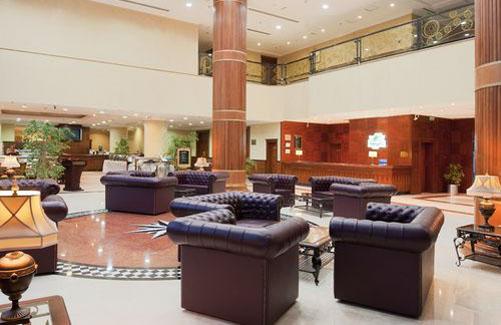 Фото отеля Grand Excelsior Hotel Sharjah 5* (Гранд Эксельсиор Отель Шарджа 5*)