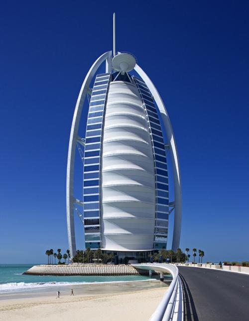Фото отеля Burj Al Arab 5* (Бурж Аль Араб 5*) - Парус 7*