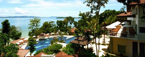 Фото отеля Supalai Resort & Spa Phuket 4* (Супалай Резорт энд Спа Пхукет 4*)