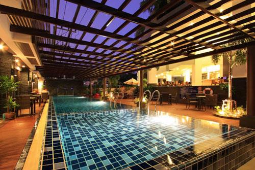 Фото отеля Baramee Hip Hotel 3* (Барами Хип Отель 3*)