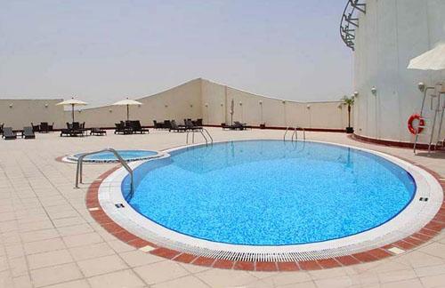 Фото отеля Cassells Al Barsha Hotel 4* (Касселс Аль Барша Отель 4*)