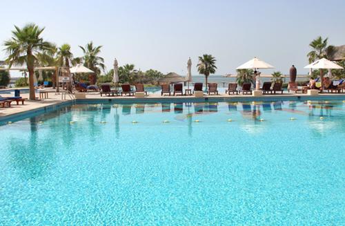 Фото отеля Radisson Blu Resort Sharjah 5* (Рэдиссон Блю Резорт Шарджа 5*)