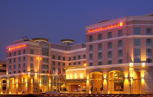 ���� ����� Ramada Jumeirah Hotel 4* (������ �������� ����� 4*)