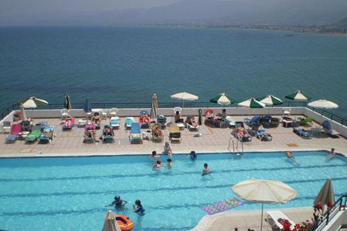 Фото отеля Horizon Beach Hotel 4* (Горизонт Бич Отель 4*)