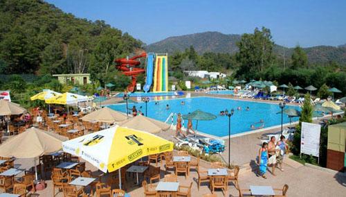 Отпускcom Green Nature Resort Spa 5 Грин Натур Резорт