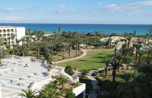 Фото отеля Jaz Tour Khalef 5* (Джаз Тур Халиф 5*)