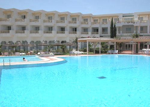 Фото отеля Houda Yasmine Hammamet 4* (Хоуда Ясмин Хаммамет 4*)