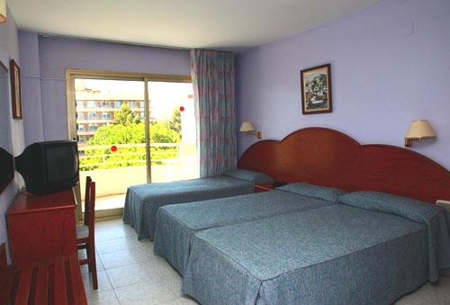 Фото отеля Ohtels Playa de Oro 3* (Охтелс Плайя Де Оро 3*)