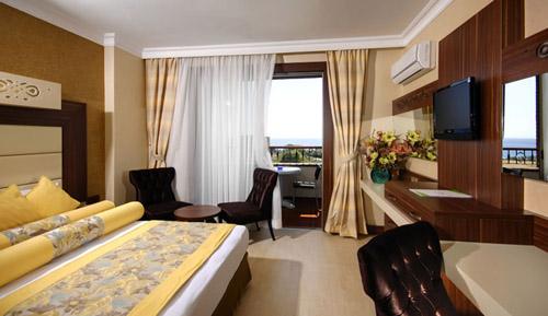 Фото отеля Club Konakli Hotel 5* (Клуб Конаклы Отель 5*)