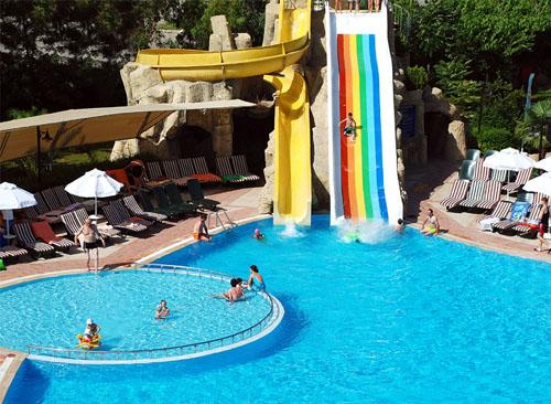Sherwood Greenwood Resort 4 Гейнюк Турция Цены Отзывы