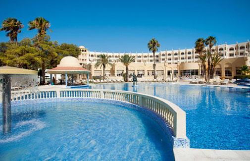 Фото отеля Palace Hammamet Marhaba 5* (Палас Хаммамет Мархаба 5*)