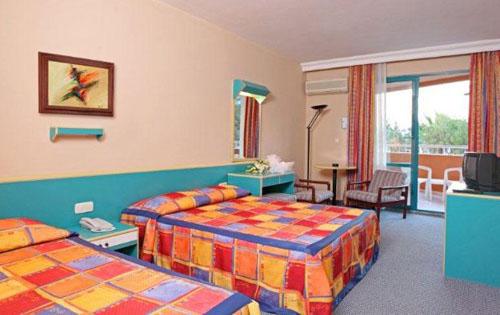 Номер Standard Room отеля Angel Beach Hotel 4* (Ангел Бич Отель 4*)
