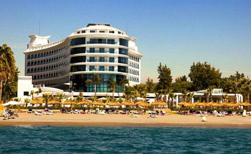 Фото отеля Q Premium Resort 5* (Кью Премиум Резорт 5*)