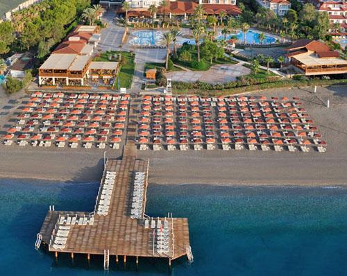 ak-ka hotels kiris alinda beach фото туристов: