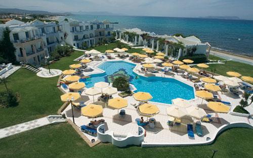 Фото отеля Serita Beach Hotel 5* (Серита Бич Отель 5*)