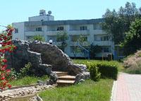 Фото базы отдыха «Приморская Галатея» (Кирилловка, Запорожская область, Азовское море)