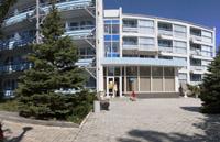 Фото пансионата «Славутич» (Бердянск, Азовское море, Запорожская область)