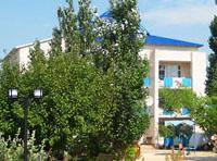 Фото базы отдыха «Ромашка» (Кирилловка, Азовское море, Украина)
