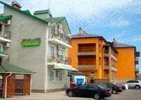 Фото отеля «Максим» (Бердянск, Азовское море, Запорожская область)