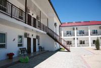 Фото гостиницы «Акватика» (Мелекино, Азовское море, Одесская область)