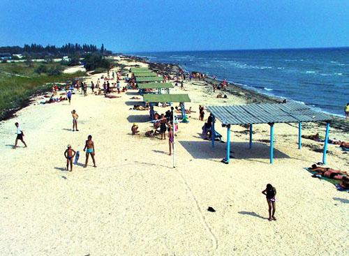 Арабатская стрелка: отдых, отзывы, море, пляж, жилье, горячий источник 45