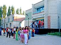Фото детского лагеря «Орленок» (Генгорка, Арабатская стрелка, Азовское море)