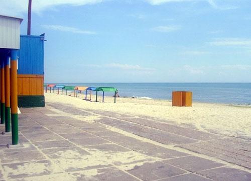 Фото базы отдыха «Лазурное» (Лазурное, Херсонская область, Украина)