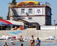 Фото пансионата «Морская крепость» (Большевик, Херсонская область, Украина)