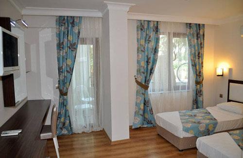 Фото отеля Atlas Beach Hotel 4* (Атлас Бич Отель 4*)