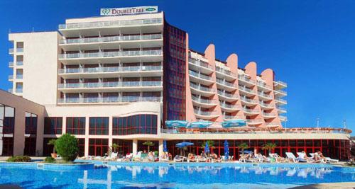 Фото отеля DoubleTree by Hilton Hotel Varna - Golden Sands 5* (Даблтри Хилтон Отель Варна - Голден Сандс 5*)
