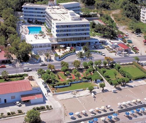 Отель Belair Beach Hotel 4 Белаир Бич Отель 4 Родос