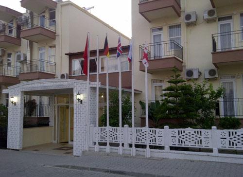 Фото отеля Side Aria Hotel 3* (Сиде Ария Отель 3*)