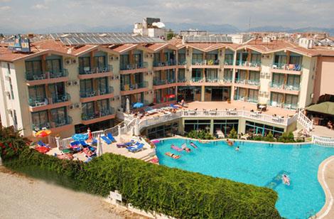 Фото отеля Park Side Hotel 3* (Парк Сиде Отель 3*)