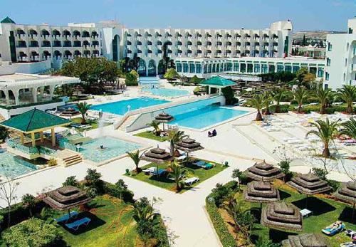 Фото отеля Nahrawess Thalassa Palace 4* (Нахравес Таласса Палас 4*)