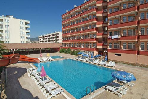 Фото отеля Sunside Beach Hotel 3* (Сансайд Бич Отель 3*)