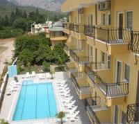 Фото отеля Beldibi Santana Hotel 3* (Бельдиби Сантана Отель 3*)