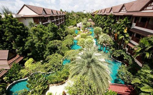 Фото отеля Kata Palm Resort & Spa 4* (Ката Палм Резорт энд Спа 4*)