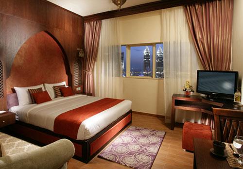 Фото отеля First Central Hotel Apartments 4* (Фест Централ Отель Апартментс 4*)