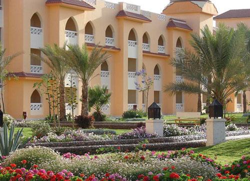 египет хургада отель альбатрос аквапарк видео