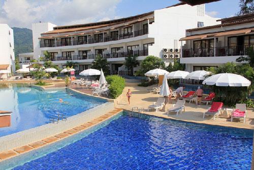 Отель Arinara Bangtao Beach Resort (Ex. Dalar Resort) 4* (Банг Тао ... | 336x500