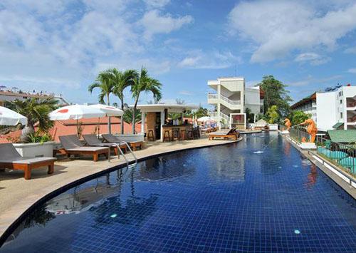 Фото отеля Karon Princess Hotel 3* (Карон Принцесс Отель 3*)