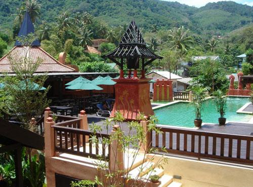 Фото отеля Tuana Phulin Resort 3* (Туана Пхулин Резорт 3*)
