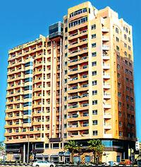 Фото отеля Ramada Beach Hotel Ajman 4* (Рамада Бич Отель Аджман 4*)