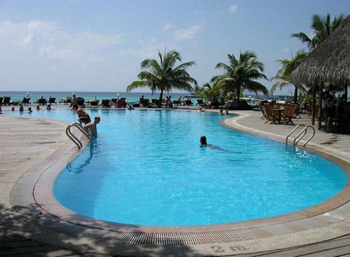 Фото отеля Kuredu Island Resort 4* (Куреду Исланд Резорт 4*)